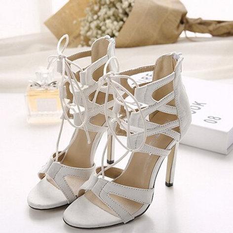 Sapato Gladiadora Apurada