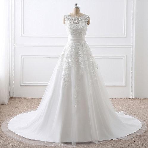 Vestido De Noiva Cumplicidade Princesa Dois Em Um