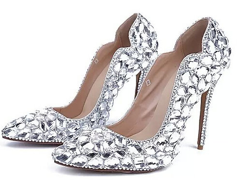 Sapato de Noiva Glamour