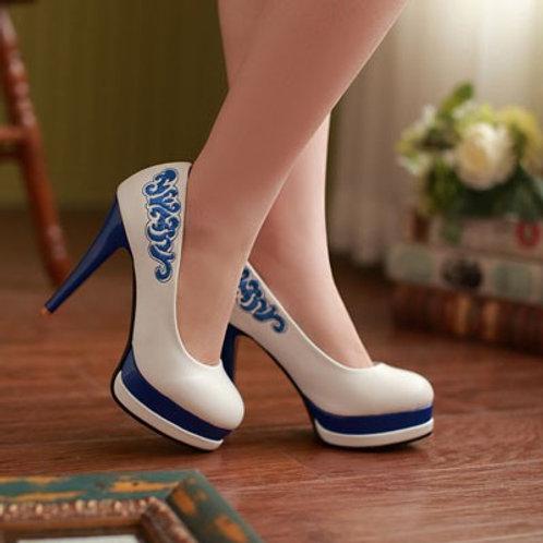 Sapato Mary Jane Magnanimo