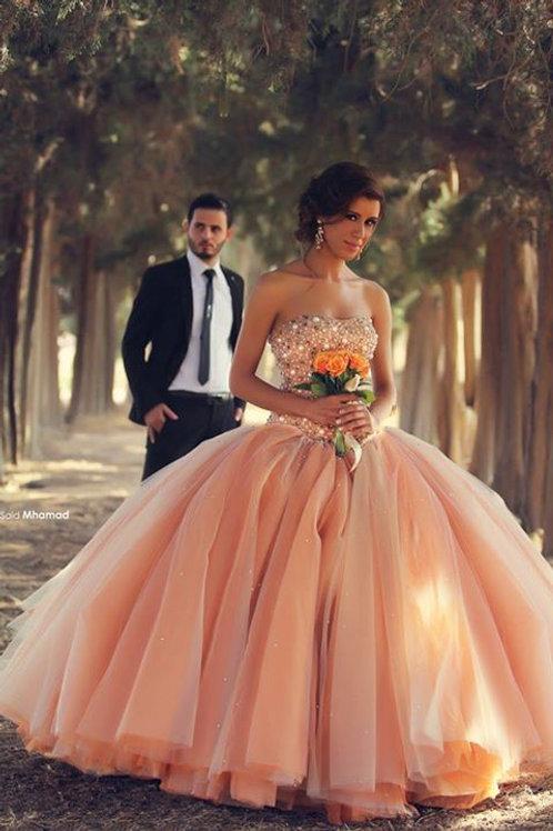 Vestido Debutantes Magnífico
