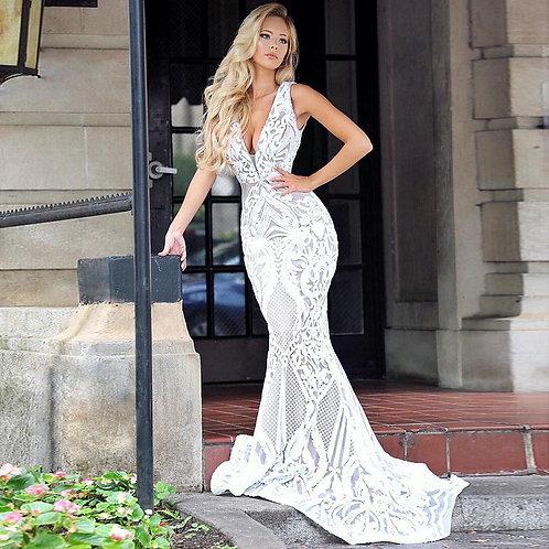 Vestido De Noiva Sereia Primavera