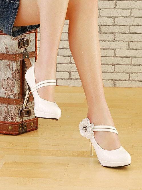 Sapato Mary Jane Admirável