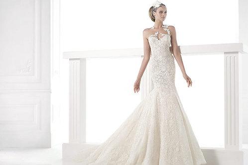 Vestido de Noiva Sereia Divino