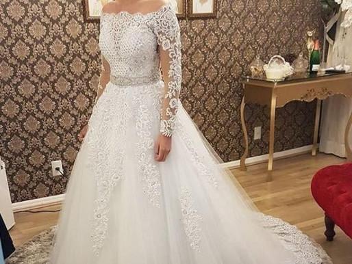 Vestido de noiva 2 em 1, porque devo escolher ?