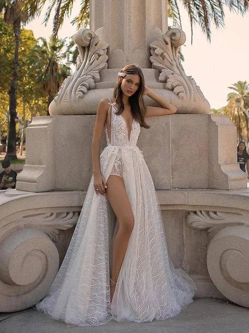 Vestido De Noiva Provocação
