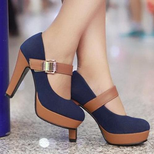Sapato Mary Jane Excepcional
