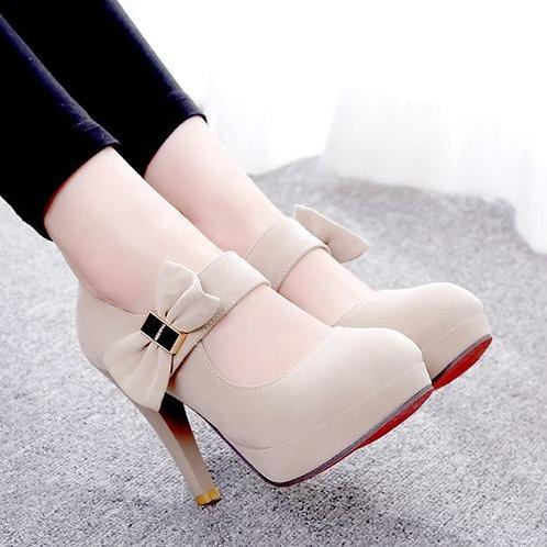 Sapato Mary Jane Precioso