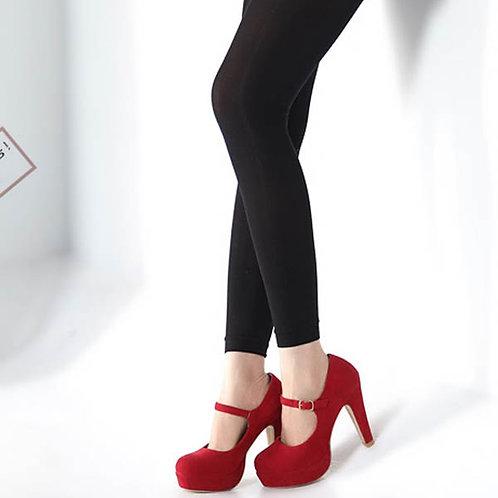Sapato Mary Jane Jeitosa