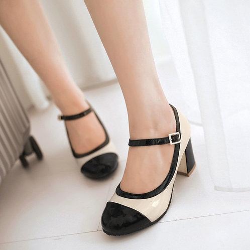 Sapato Mary Jane Bela Dama