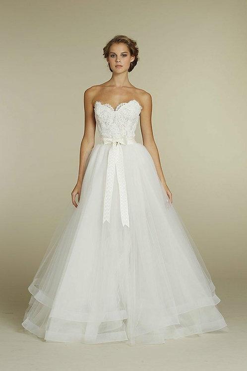 Vestido De Noiva 2 Em 1 Atração
