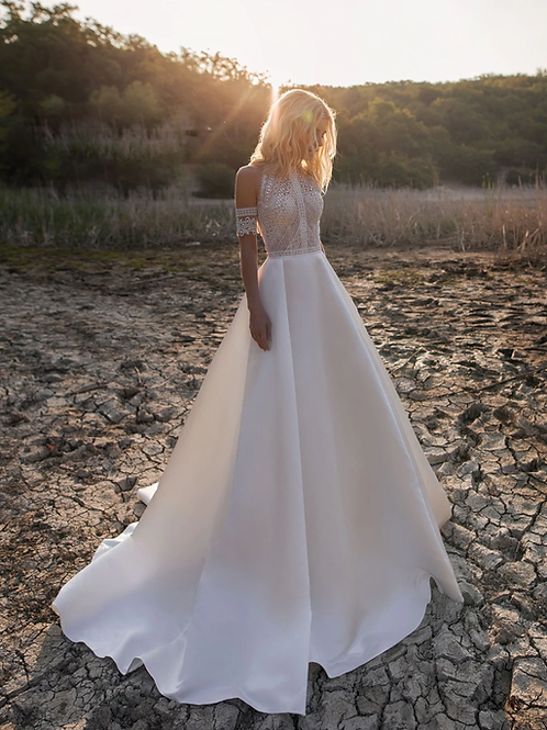 Vestido De Noiva Alma Gêmea