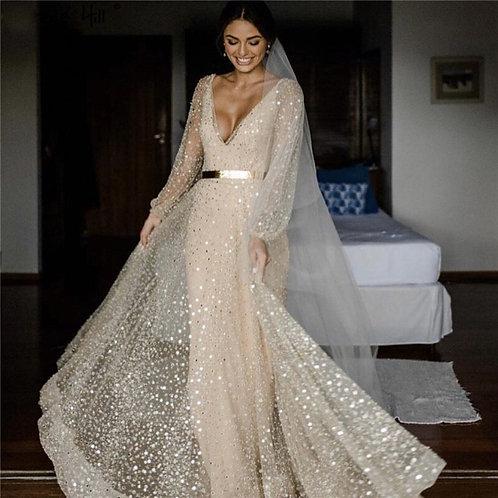 Vestido De Noiva Recomeçar