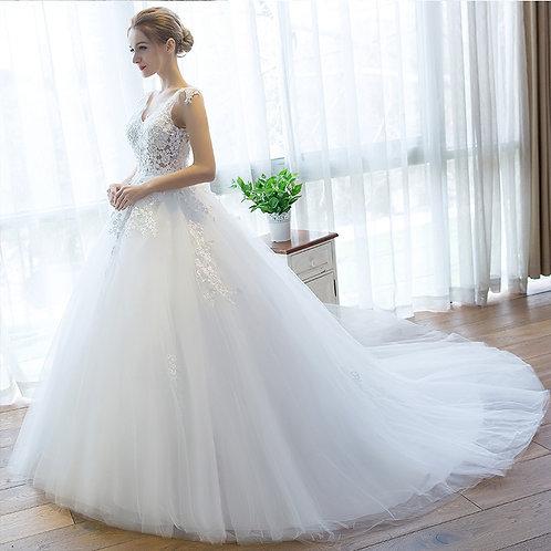 Vestido De Noiva Princesa Autenticidade
