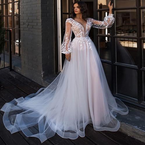 Vestido De Noiva Olhar