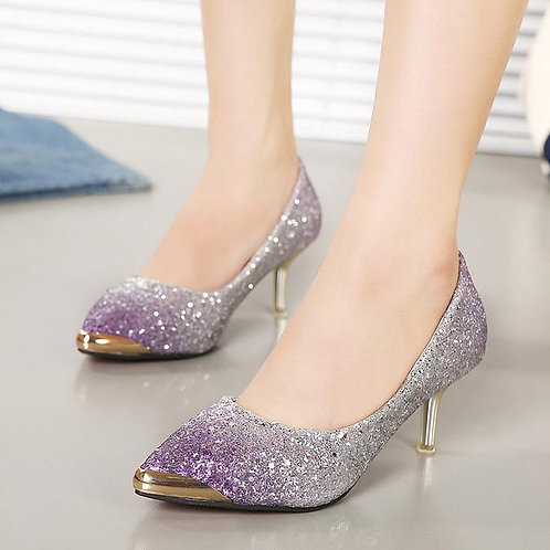 Sapato Debutantes Declaração