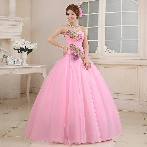 Vestido Debutantes Preciosa