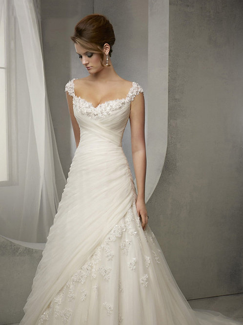 Vestido de Noiva Princesa Capricho