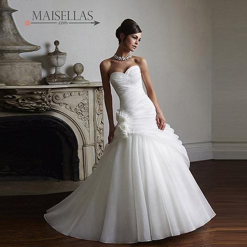 Vestido De Noiva Tomara Que Caia Estimulo