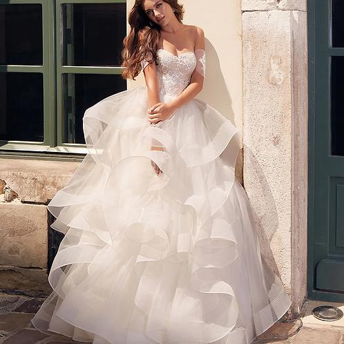 Vestido De Noiva Tomara Que Caia Risos