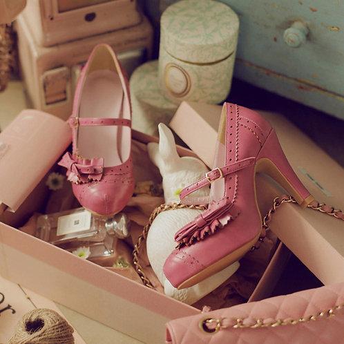 Sapato Mary Jane Sensacional