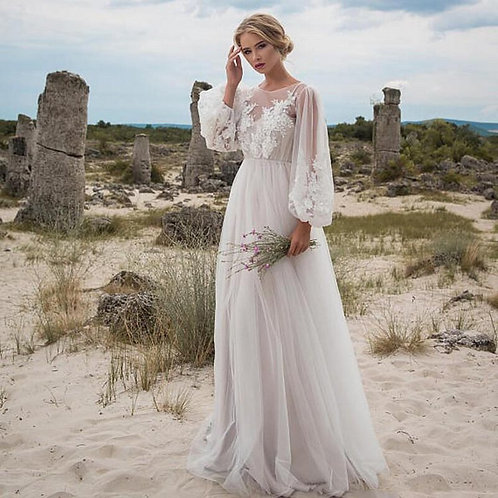 Vestido De Noiva Respeitável