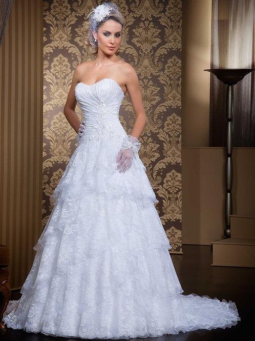 Vestido de Noiva 2 em 1 Stilo