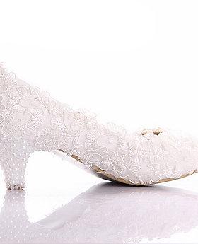 Sapato de Noiva Boneca