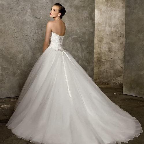 Vestido de Noiva Tomara Que Caia Entusiasmo