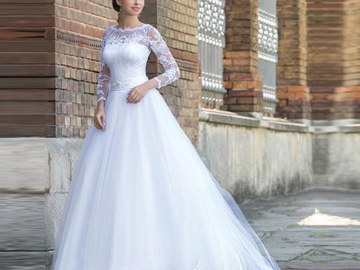 Vestido de noiva evangélico, quais decote mais indicado ?