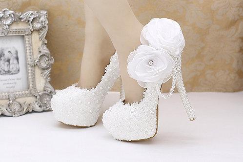 Sapato de Noiva Vaidade