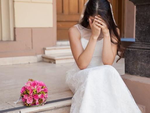 O que fazer no seu casamento nessa pandemia ?
