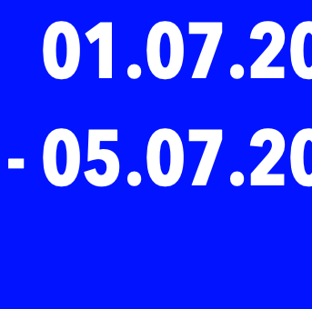 Anmeldephase WINTERSEMESTER 2019/20
