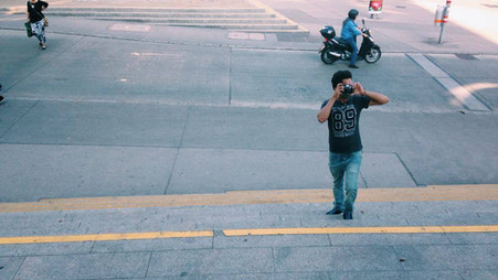 Die Stadt kennen und fotografieren lernen!