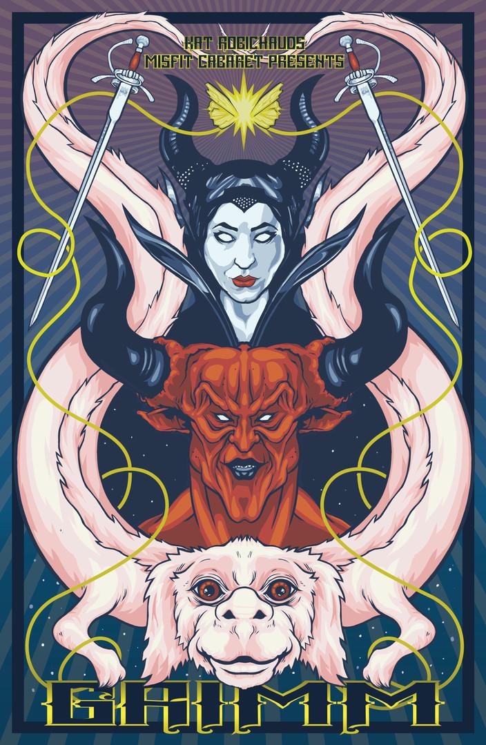 Kat Robichaud Poster