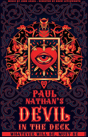 Devil Deck Poster