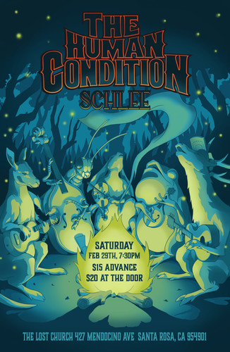 Human Condition Poster
