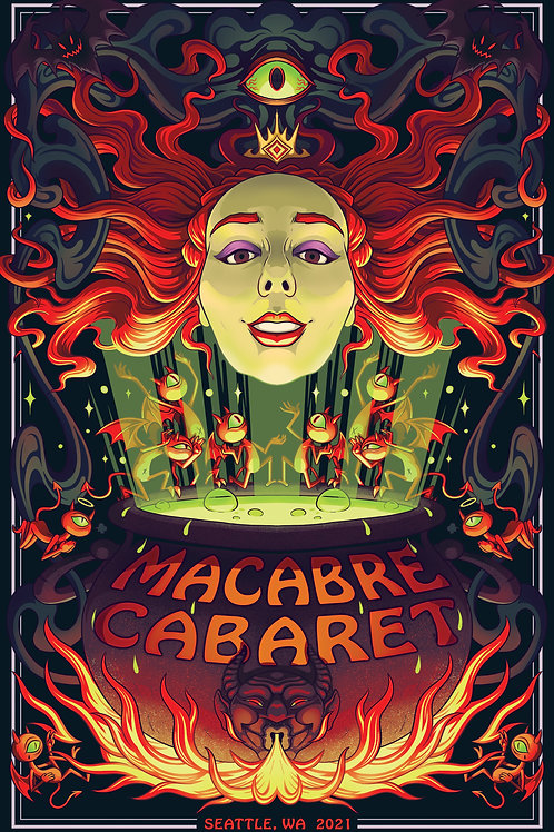 MACABE Poster