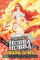 Hubba Hubba Burlesque Flye July 2018
