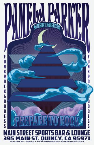 Pamela Parker Poster