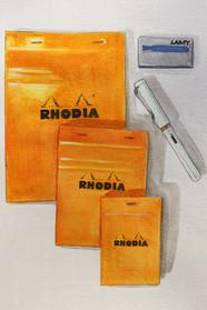 Rhodia Tablets