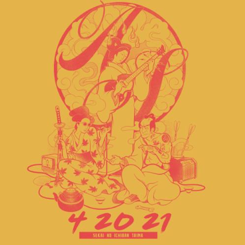 UKIYO-E 420SHIRT