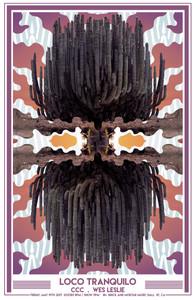 Loco Tranquilo Poster