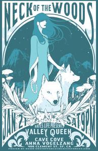 Valley Queen Poster