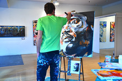 Live Painting - Available