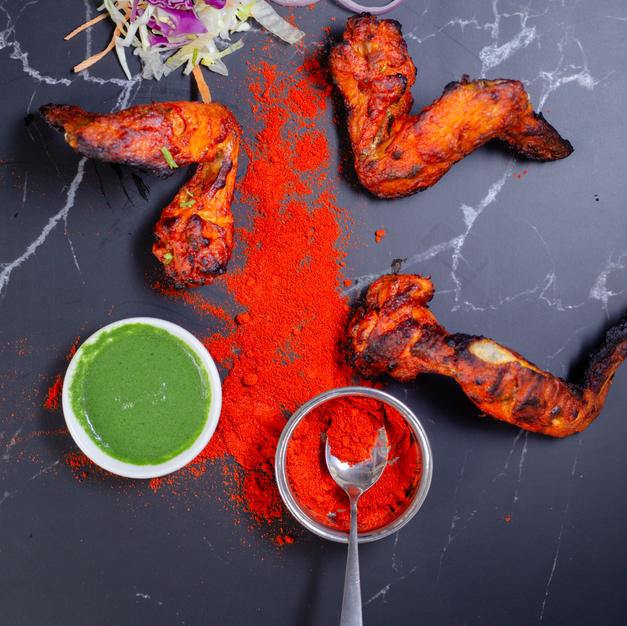 Tandoori Wings