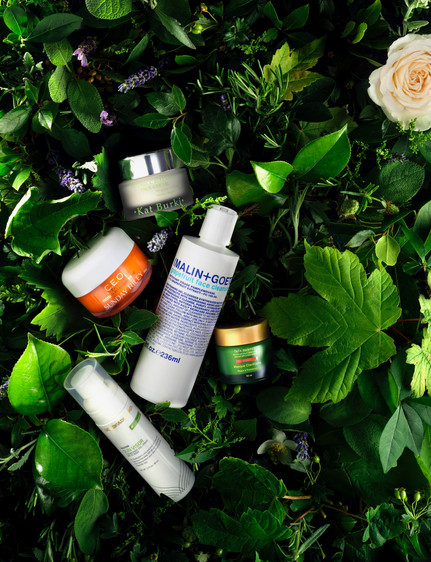 Space NK Botanical Beauty Campaign