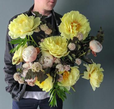 Giant Peony Bouquet