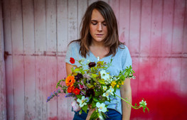 Bouquet in celebration of British Flowers Week.