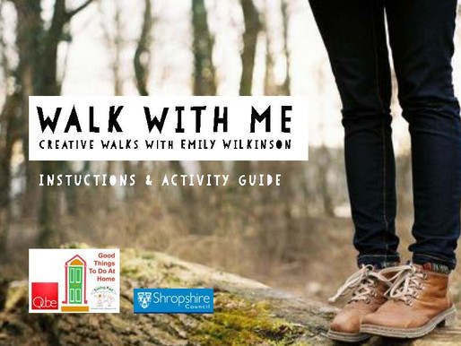 Contribution: Walk with Me with Emily Wilkinson
